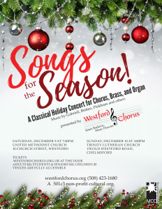 Songs for the Season Posterpdf